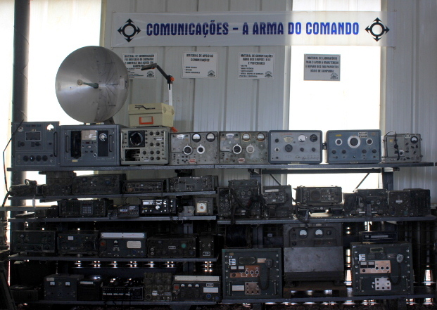 Rádios Militares