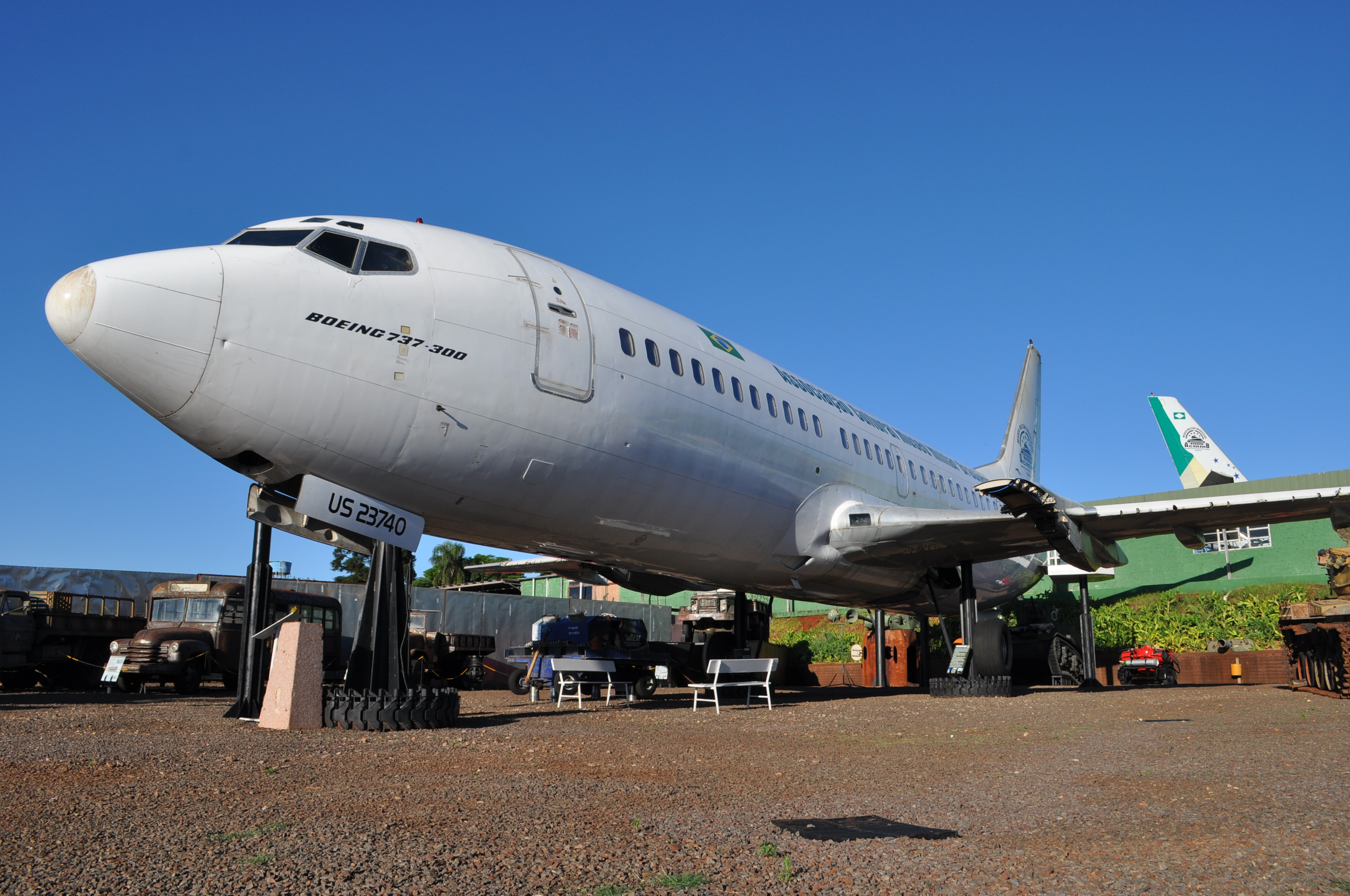 Aeronave Boeing – 737-300