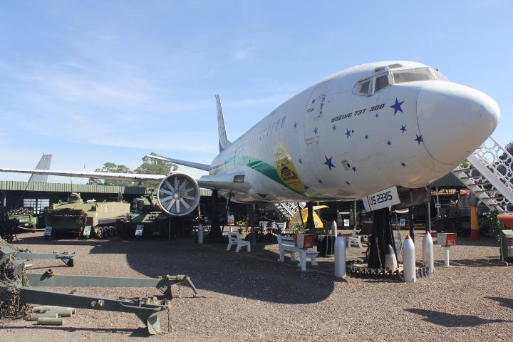 Aeronave Boeing 737-300
