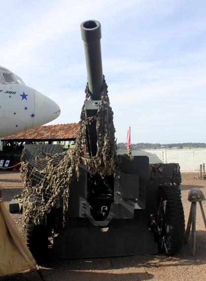 Obuseiro 105mm M101