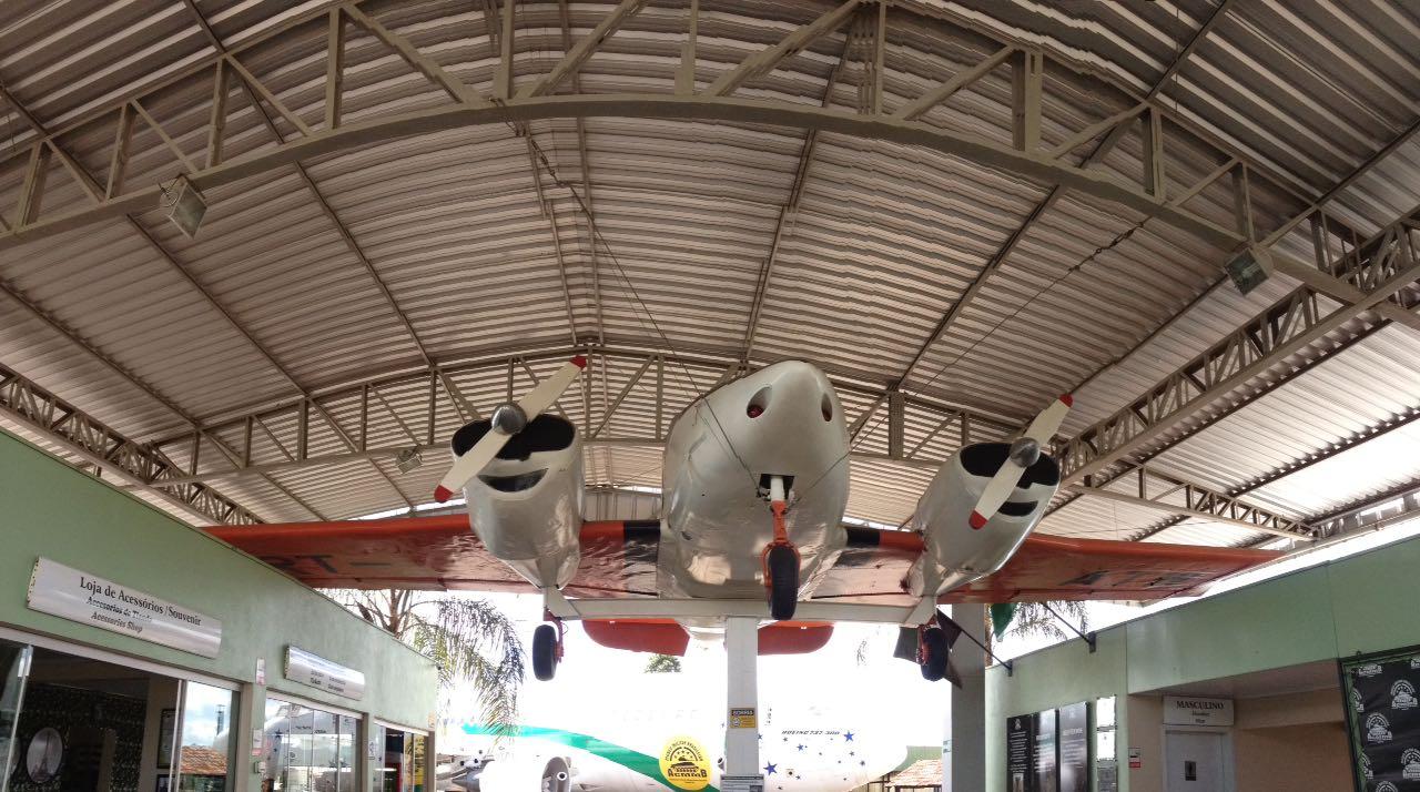 Aeronave Vecto Gerônimo – 407