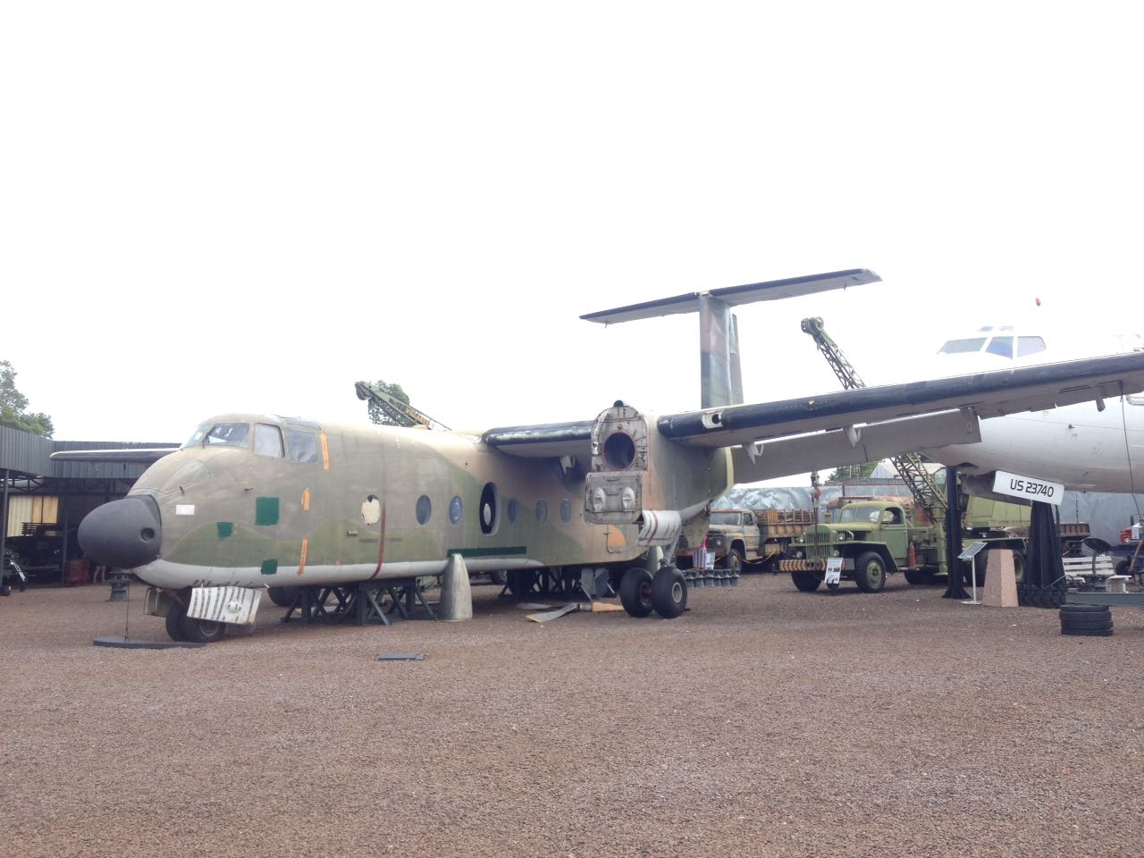 Aeronave Buffalo C-115
