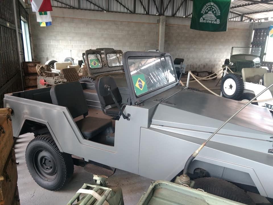Viatura Jeep CBT Javali