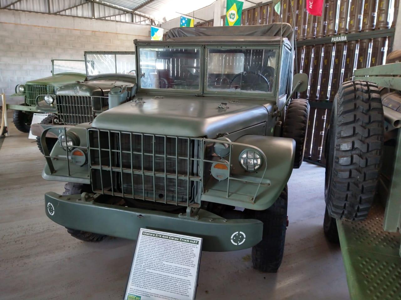 Viatura Dodge M37